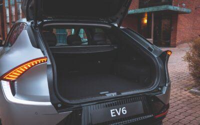 KIA EV6: unik anvendelighed
