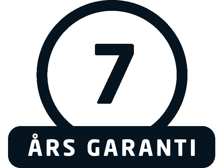 kia 7 års garanti