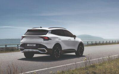 Ny Sportage: en ultimativ SUV