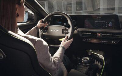 EV6 – holistisk og intuitiv køreoplevelse
