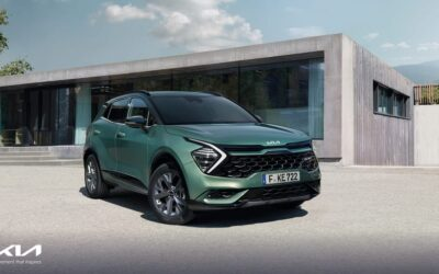 Ny Sportage – en banebrydende SUV